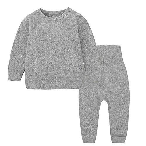 Conjuntos de Pijamas para niñas y niños Pijamas para niños Traje de bebé Puro