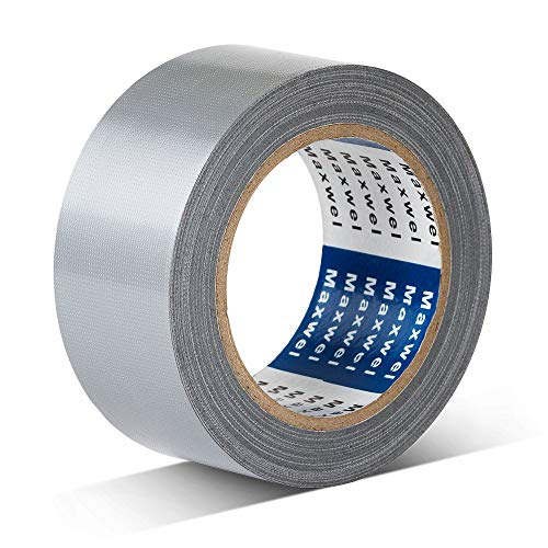 Duct Tape Heavy Duty Waterproof - 1.88 in 35 Yards No Residue Tearable Silver Duct Tape for Home Repair Use,Carpet Binding,Bundles