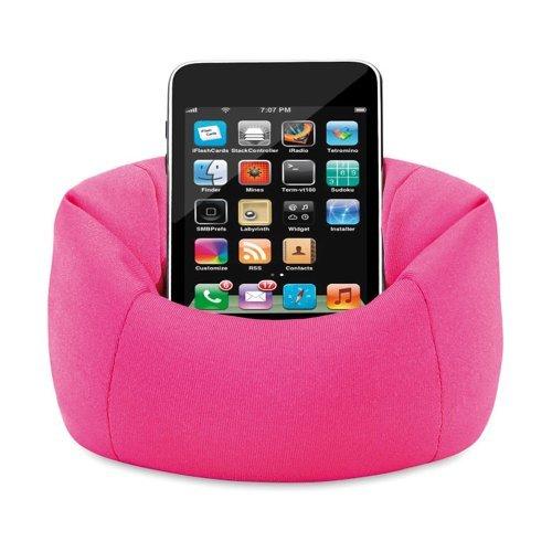 eBuyGB Sitzsack Sofa Tasche Fall iPhone/iPod/Samsung Smartphone–Fuchsia