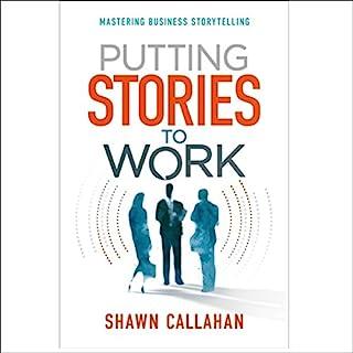 Page de couverture de Putting Stories to Work