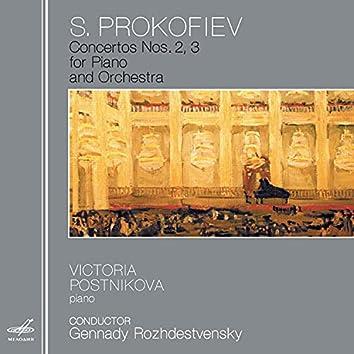 Prokofiev: Concertos Nos. 2 & 3