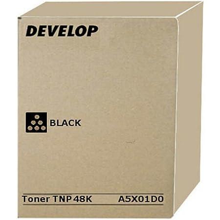 A5X01D0 Develop Ineo+ 3350 toner Nero
