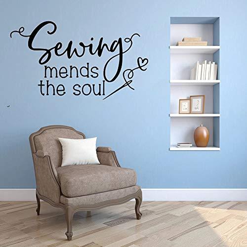 Etiqueta de la pared de la ducha de la puntada caliente con el texto | Etiqueta engomada creativa del regalo DIY Etiqueta de la pared Decoración de la pared Decoración de la pared
