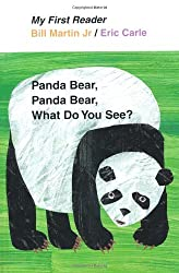 Panda Bear Panda Bear What Do You See? My First Reader