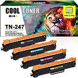 Cool Toner Compatible TN247 TN-247 TN243 TN-243 Cartouches...