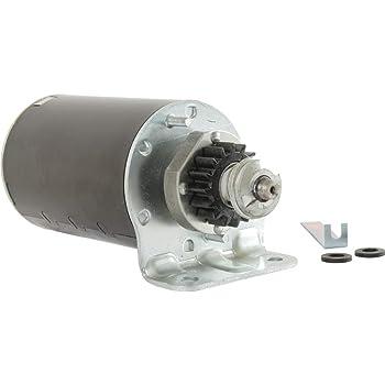 Starter For Briggs Stratton V-Twin 22 HP Engine John Deere D130 Cub Cadet RZT 50