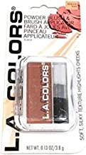 L.A Colors Professional Series BLUSH with Applicator, BSB330 TOAST, 0.13 Oz