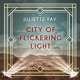 City of Flickering Light audiobook cover art