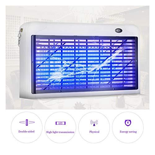 WYZ. Mosquito-lamp elektronische Bug Zapper insecten Killer Fly Killer - muggenmorder LED UV-licht must voor binnen of aan de muur behang