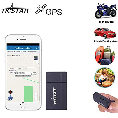 Portable Small GPS Tracker