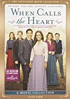 When Calls the Heart: Year Four/ [DVD] [Import]