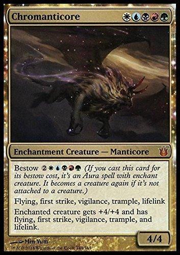 Magic The Gathering - Chromanticore (144/165) - Born of The Gods