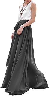 d4e9564c8cfb1 Amazon.fr : Jupe Mousseline - Femme : Vêtements
