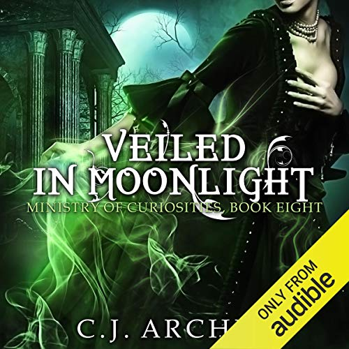 Veiled in Moonlight audiobook cover art