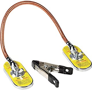 Strong Hand Tools, Snake Magnets, Third Hand, 18″ (450 mm) Cable With 2 Flat Magnetic Pads, Holds, Bends, Twists, MFC318