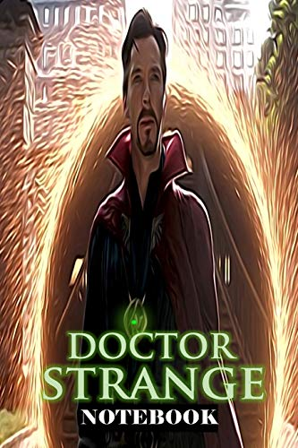 Doctor Strange: Marvel Superhero Notebook Journal 6 x 9 Inches