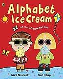 Alphabet Ice Cream: An A Z Alphabet Fun