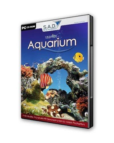 Digifish Aquarium, CD-ROMIndividuelles Aquarium mit Seeanemonen & vielen Fischarten