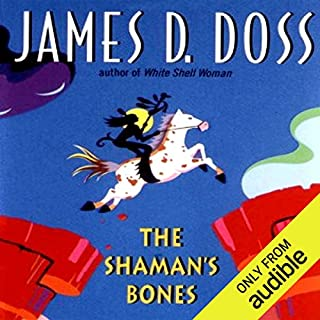 The Shaman's Bones     A Shaman Mystery              By:                                                                                                                                 James D. Doss                               Narrated by:                                                                                                                                 Romy Nordlinger                      Length: 12 hrs and 48 mins     39 ratings     Overall 3.8