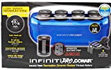 Best Hair Hot Rollers - INFINITIPRO BY CONAIR Instant Heat Tourmaline Ceramic Flocked Review