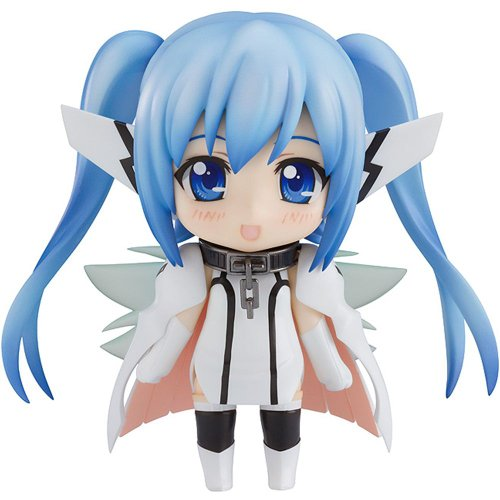 Nendoroid Nymph (10 cm PVC Figure) Good Smile Company Sora no otoshimono [JAPAN] (japan import)