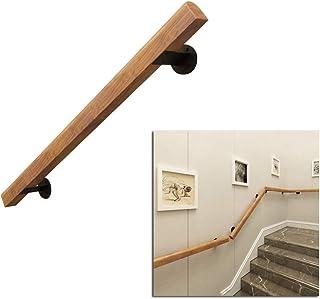 interior y exterior pasamanos y pasillos 1ft para casa antideslizante DJSMfs contra la pared industrial Pasamanos para escaleras para villas de ancianos