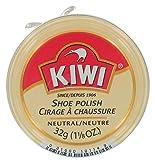 Kiwi 10114 Schuhpolitur, neutral, 1-1/8 Oz