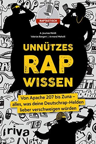 Unnützes Rap-Wissen: Von Apache 207 bis Zuna – alles, was deine Deutschrap-Helden lieber verschweigen würden