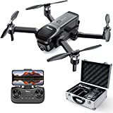 Potensic D68 Drone with Camera for Adults 4K UHD, GPS FPV Drone, Easy RC Quadcopter for Beginners with Brushless Motor, Auto Return Home, Follow Me, Circle Fly, Tap Fly, 25 Mins Flight Time and Carrying Case