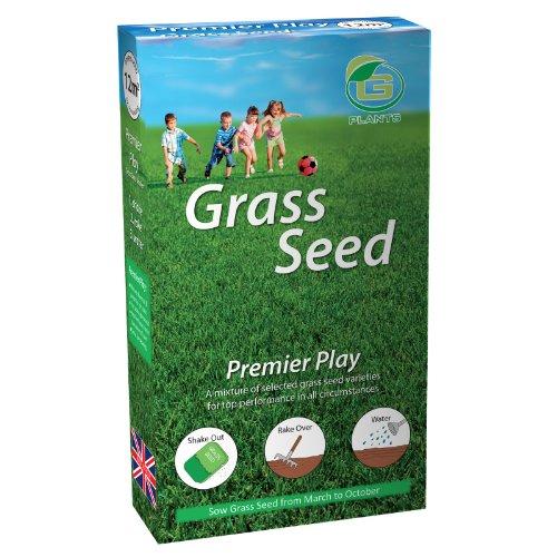 G Plants Premier Play Semences pour gazon 200 g