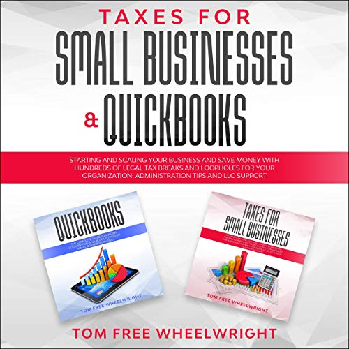 Taxes for Small Businesses & Quickbooks cover art