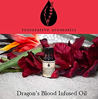 Dragon's Blood Infused Oil
