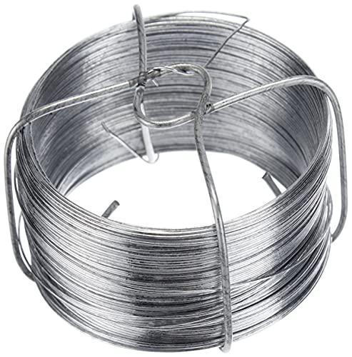 GAH-Alberts 530020 Matassa di Filo Metallico, Acciaio, 0,8-50 m