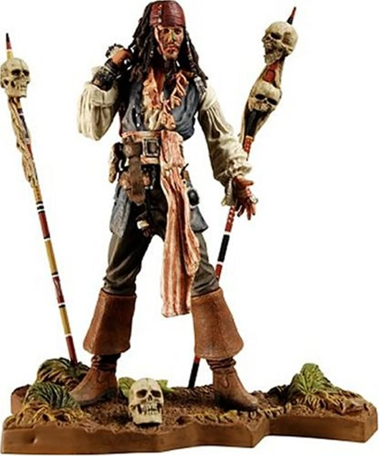 Jack Sparrow (cannibal) from Dead Mans Chest
