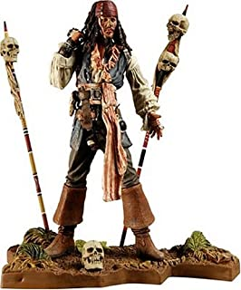 NECA Pirates of the Caribbean Dead Man's Chest Series 3 Cannibal Jack Sparrow Action Figure