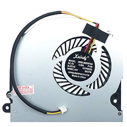 (CPU Version) Lüfter Kühler Fan Cooler kompatibel für Medion Erazer X7849 (MD60341), X7849 (MD60426), X7849 (MD60427), X7841 (MD60084), X7841 (MD99373)