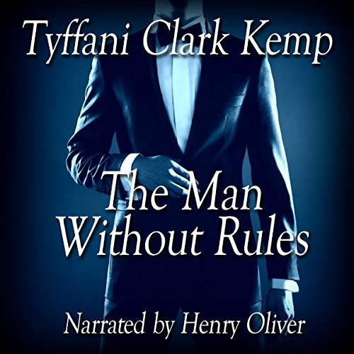 The Man Without Rules audiobook cover art