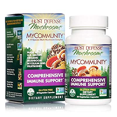 Host Defense® MyCommunity® Capsules from Host Defense