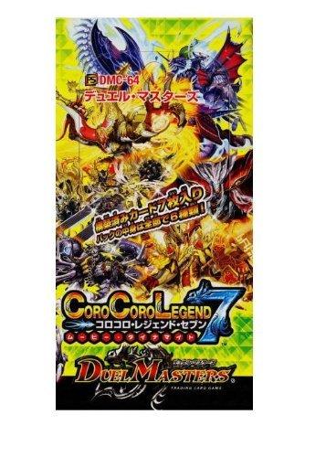 DUEL MASTERS [CoroCoro Legend 7: Dynamite Movie] (12packs)