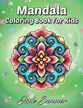 Mandala Coloring Book: A Kids Coloring Book with Fun, Easy, and Relaxing Mandalas for Boys, Girls, and Beginners