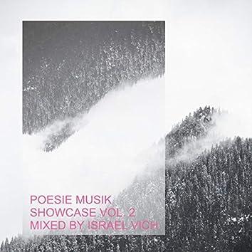 Poesie Musik Showcase, Vol. 2 - Mixed by Israel Vich