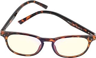 Sponsored Ad - DOFORI Blue Light Blocking Glasses, Cheater Glasses Women,Amber Lens Anti Eyestrain, Glare, Computer Glasse...