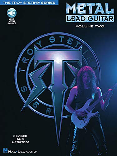 Metal Lead Guitar Volume 2 Tab Book/Cd (The Troy Stetina Series)