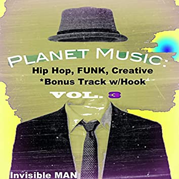 Planet Music: Hip-Hop, Funk, Creative & Bonus Track W/ Hook