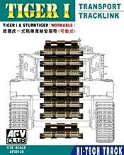 1/35 Tiger I & Sturmtiger Workable Transport Track Links
