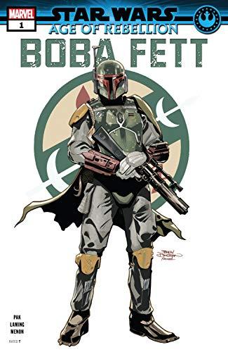 Star Wars: Age Of Rebellion - Boba Fett (2019) #1 (Star Wars: Age Of Rebellion (2019)) (English Edition)