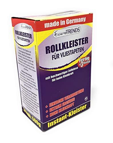 Rollkleister 500g Packung Kleister für Vliestapeten
