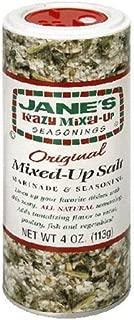 GoDeire(TM) Jane's Krazy Mixed Up Salt -- 4 oz New