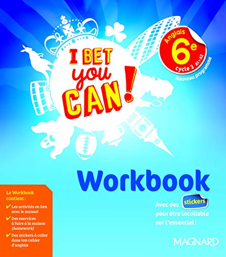 I Bet You Can! 6e (2017) - Workbook