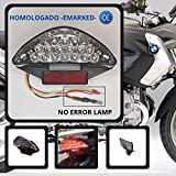 Faro trasero led tail light para R1200GS F650GS F800 S/ST/R -NO ERROR LAMP-
